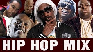 BEST HIPHOP MIX - Ice Cube, Dr Dre, 50 Cent, Method Man,  Snoop Dogg , The Game  and more
