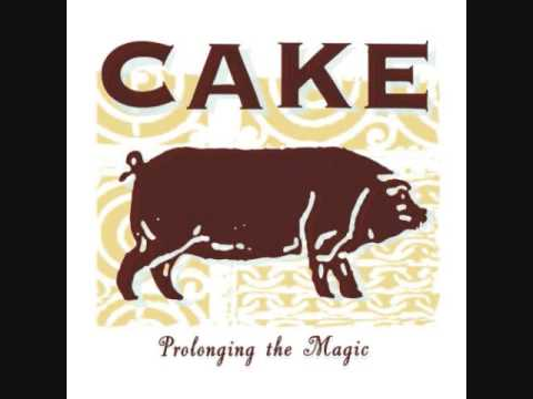 Cake- Sheep go to heaven goats go to hell (with lyrics)