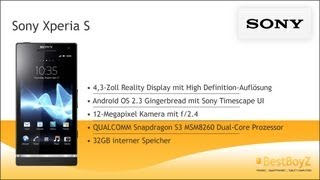 Review: Sony Xperia S | BestBoyZ