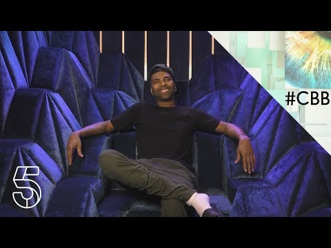 Ginuwine's reveal in the diary room | Day 7 | Celebrity Big Brother 2018