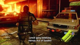Resident Evil 06 Misi Chris Episode 01 Subtitle Indonesia