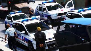 [GTA-LSPDFR 0.4] GROSSE ARRESTATION   POLICE NATIONALE #226