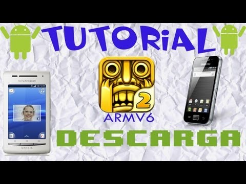 Epic Tutorials -EP.1 TEMPLE RUN 2 ARMV6 DESCARGA. DOWNLOAD ANDROID