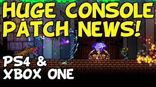 Terraria Big Console Update News [PS4, XBox One]