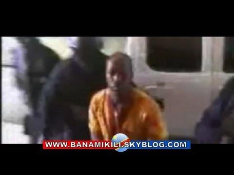 Exclusivité: Images de l'arrestation de Charles Blé Goudé  humilé par Alassane Ouattara