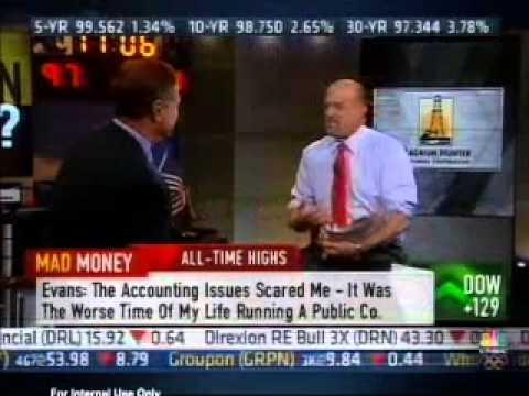 Mad Money Interview with Magnum Hunter Resources CEO Gary Evans