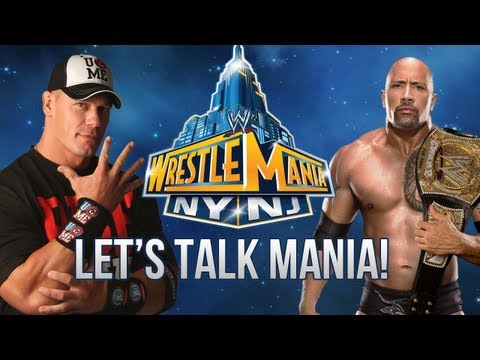 Wrestlemania 29 - Full Match Card Breakdowns + Predictions! video