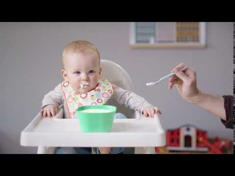 Сочная и вкусная домашняя еда с помощью блендера KitchenAid Power Plus Blender для вашего ребенка.