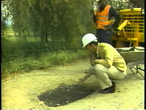 Patching Unpaved Roads