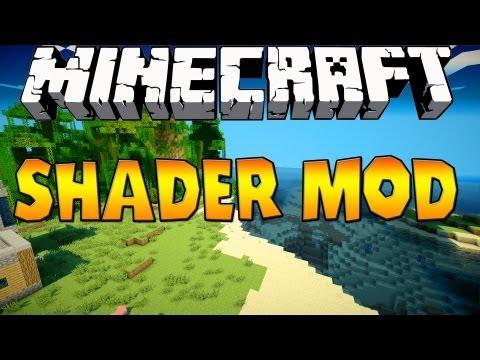 Minecraft 1.7.4 - Sonic Ether's Shader Mod mit Water Shader Installation und Review