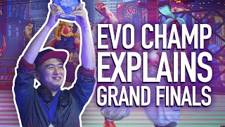 Inside The Mind Of An Evo Champion
