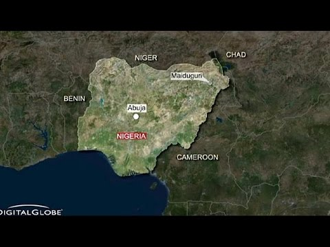 Deadly suicide bomb attack in Nigeria market