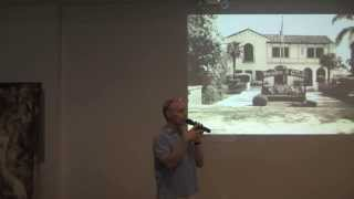 Martin Turnbull on the Garden of Allah - LAVA Sunday Salon, June 30, 2013