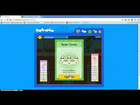 How to get 10000 credits in poptropica working no hacks