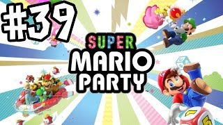 Super Mario Party Playthrough with Chaos part 39: The Square Off