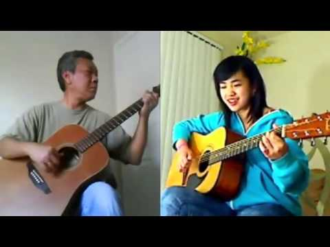 Bao Giờ Biết Tương Tư - Virginia Nguyen - Song Tấu Guitar