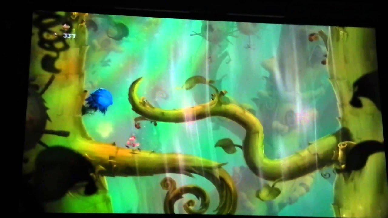 Обзор Rayman Legends на PS VITA