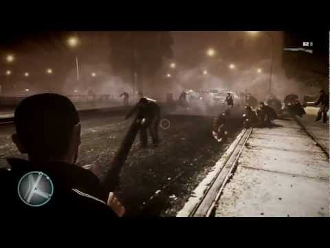 Gta IV Hack modo zombies gameplay (XBOX 360)