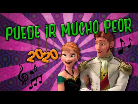 "PUEDE IR MUCHO PEOR | Parodia musical de ""Frozen"""