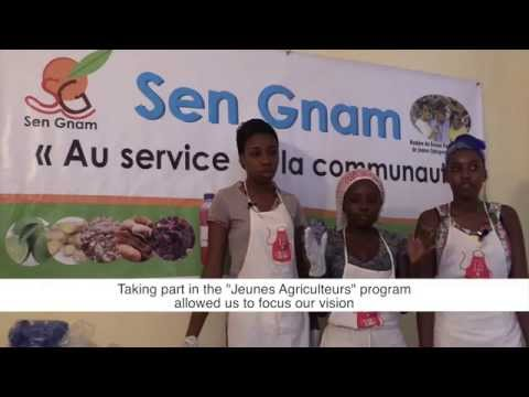 Young Women Entrepreneurs Pave the Way in Senegal