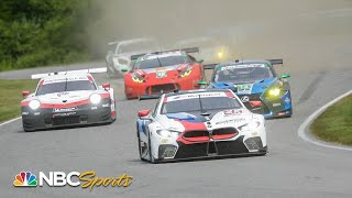 IMSA Northeast Grand Prix  | EXTENDED HIGHLIGHTS | 7/20/19 | Motorsports on NBC