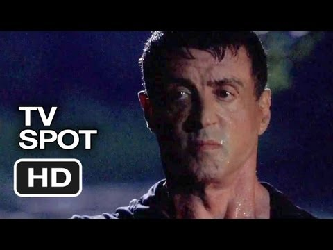 Bullet to the Head TV SPOT - Weapons (2013) - Sylvester Stallone Movie HD