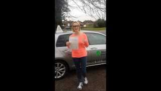 Wimbledon Driving School Helped Maggie Doyle From Absolute Radio Pass Her Driving Test