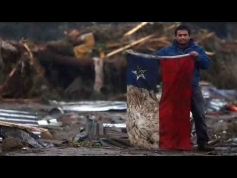 Chile Earthquake 2010 - Terremoto y Tsunami (Video Slideshow by Guez Graphics)