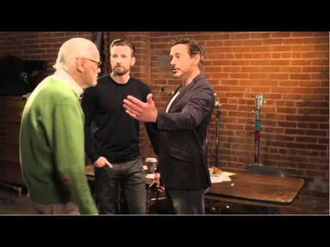CAPTAIN AMERICA: CIVIL WAR - Stan Lee Decides #TeamCap or #TeamIronMan