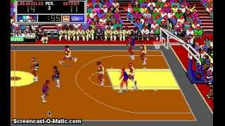 DOS GAMES - Lakers versus Celtics and the NBA Playoffs (1989)