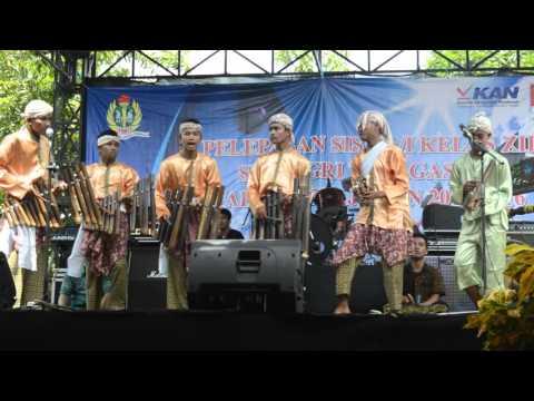 Calung SMK PGRI TELAGASARI 2016