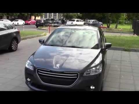 Обзор и тест Peugeot 301