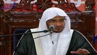 المطية العظمى لدخول الجنة * مؤثر * :ــ الشيخ صالح المغامسي