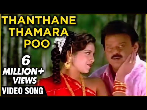 Thamara Poo - Periyanna Tamil Song - Meena, Vijayakanth video
