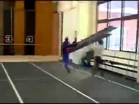 Экзамен у пожарных ВСЕ ЭТО за 15 СЕК!!!!
