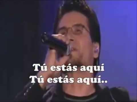 Tu Estas Aqui - Jesus Adrian R & Marcela Gandara (Pista-Karaoke)