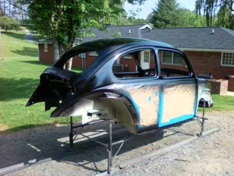 beetle paint update youtube