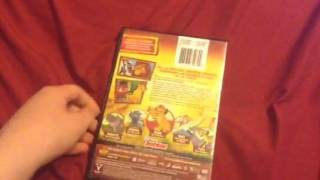 The Lion Guard: Return of the Roar (2015) DVD Review