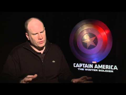 Captain America: The Winter Soldier: Producer Kevin Feige Official Movie Interview