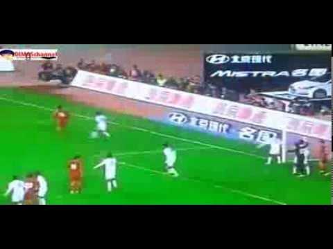 China (4-2-3-1): Zeng Cheng; Liu Jianye, Zhang Linpeng, Zheng Zhi, Rong Hao; Huang Bowen, Zhao Xuri; Sun Ke (Qu Bo '86), Gao Lin, Wu Lei; Yu Dabao (Zhang Xizhe) Indonesia (4-3-1-2): I Made...