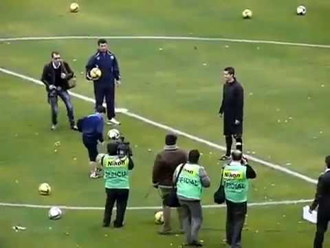 Cristiano Ronaldo Beat by kid