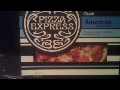 Pizza Express: Classic American Pepperoni