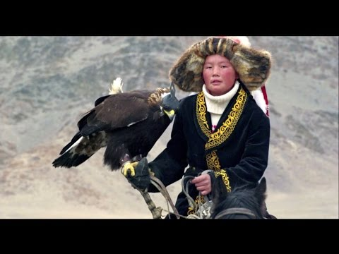 The Eagle Huntress (2016/17 Documentary) - Official HD Movie Trailer streaming vf