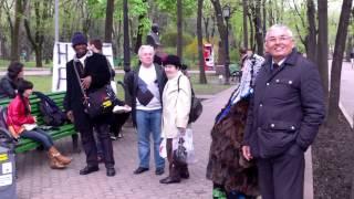 De la corupție au ajuns la Rusia, discursuri la Microfonul liber