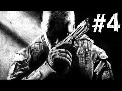 Call of Duty Black Ops 2 Gameplay Walkthrough Part 4 - Campaign Mission 3 - Old Wounds (BO2)