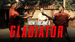 Jimmy tries ep 1: How to become a Gladiator
