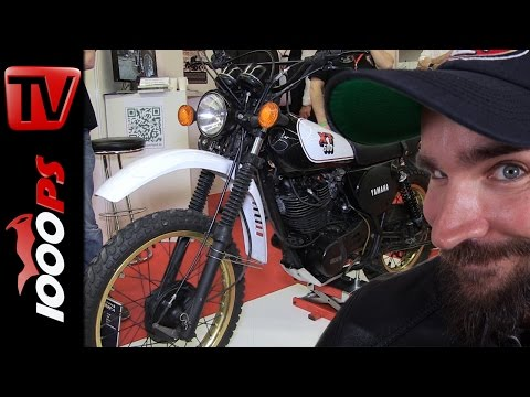 KOTs Klassiker 12: Yamaha XT 500