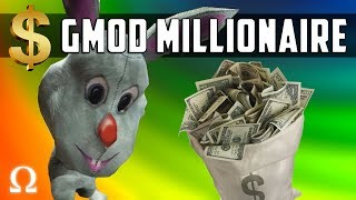 WHO WANTS TO BE A (GMOD) MILLIONAIRE?! | GMOD Sandbox Game Show Ft. Delirious, Marcel, Nogla, Vanoss