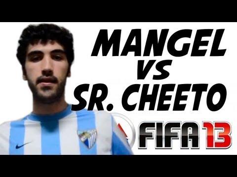 Ozil Vuelve a Ser Feliz - Mangel vs Cheeto - FIFA 13