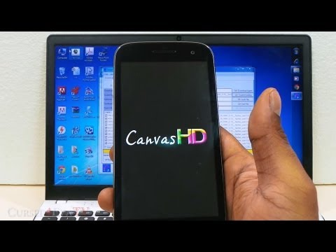 How to Unroot / Unbrick the Micromax Canvas HD A116 (Easiest & Safest) - Cursed4Eva.com